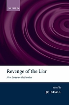 Revenge of the liar : new essays on the paradox