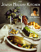 The Jewish holiday kitchen