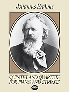 Quintet and quartets for piano and strings : from the Breitkopf & Härtel complete works edition