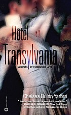 Hôtel Transylvania : a novel of forbidden love