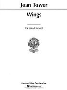 Wings : for solo B♭ clarinet or bass clarinet