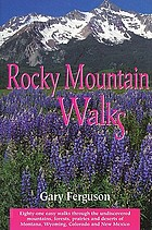 Rocky Mountain walks