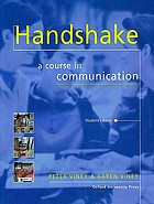 Handshake : a course in communication, student's book