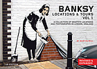 Banksy locations & tours. a collection of graffiti locations and photographs in London, England