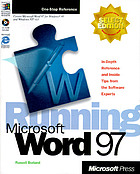 Running Microsoft Word 97