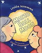 Matzo ball moon