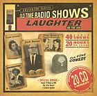 Old time radio shows. Laughter on the air