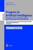 Progress in artificial intelligence : knowledge extraction, multi-agent systems, logic programming and constraint solving ; proceedings