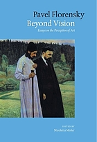 Beyond vision : essays on the perception of art