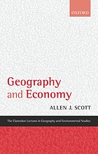 Geography and economy : three lectures