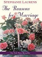 The reasons for marriage
