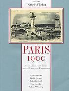 "Paris 1900 : the ""American school"" at the Universal Exposition"