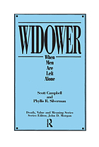 Widower : when men are left alone