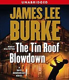 The tin roof blowdown a Dave Robicheaux novel