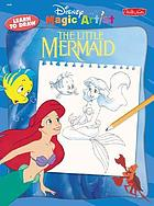 How to draw the little Mermaid