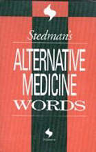 Stedman's alternative medicine words