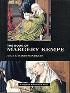 The book of Margery Kempe, fourteen hundred & thirty-six