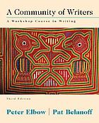 A community of writers : a workshop course in writing