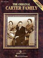 The original Carter family : piano, vocal, guitar