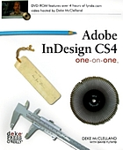Adobe InDesign CS4 one-on-one