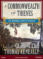 A commonwealth of thieves [the improbable birth of Australia]