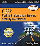 CISSP certification training guide