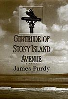Gertrude of Stony Island Avenue : a novel