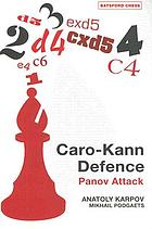 Caro-Kann defence : the Panov attack