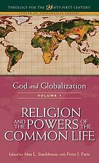 Religion and the powers of the common life