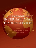 A handbook of international trade in services