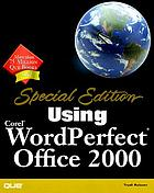 Using Corel WordPerfect Office 2000