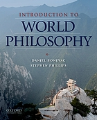 Introduction to world philosophy : a multicultural reader