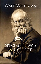 Specimen days