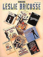 The songs of Leslie Bricusse : piano, vocal, guitar