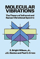 Molecular vibrations; the theory of infrared and Raman vibrational spectra