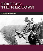 Fort Lee : the film town