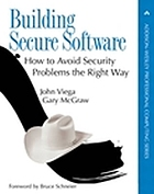 Building secure software : how to avoid security problems the right way