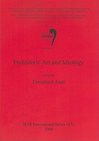 Prehistoric art and ideology
