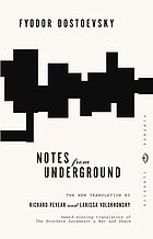 Notes from underground : and the grand inquisitor
