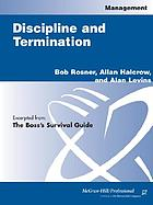 Discipline and termination