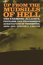 Up from the mudsills of hell : the Farmers' Alliance, populism, and progressive agriculture in Tennessee, 1870-1915