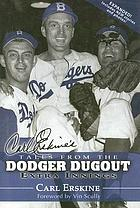 Carl Erskine's tales from the Dodger dugout : extra innings