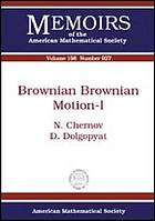 Brownian Brownian motion-I
