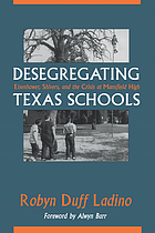 Desegregating Texas schools : Eisenhower, Shivers, and the crisis at Mansfield High