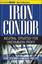 Iron Condor : neutral strategy for uncommon profit