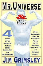 Mr. Universe and other plays