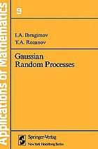 Gaussian random processes