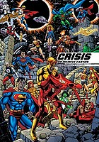 Crisis on infinite earths : the compendium