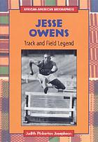 Jesse Owens, track and field legend