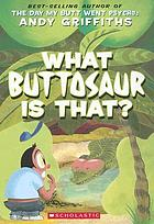 What buttosaur is that?
